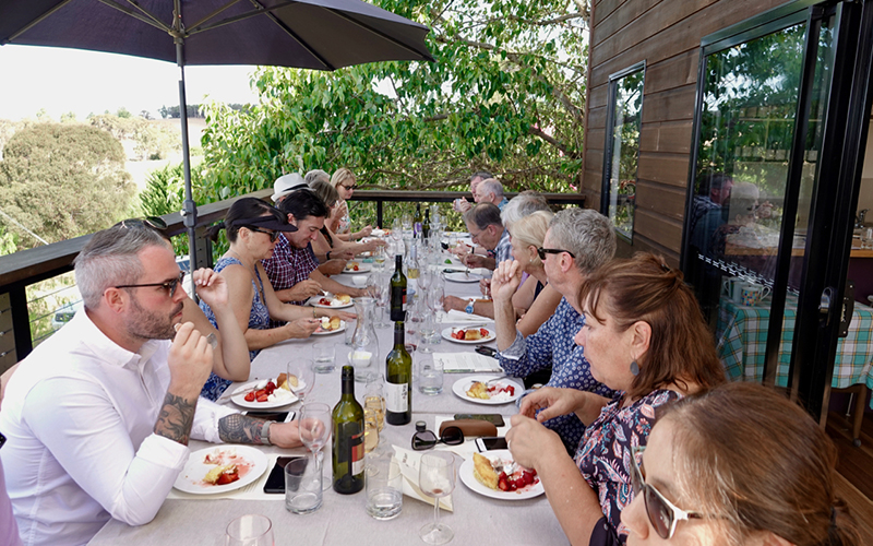 Sassy Wines Long Table Lunch