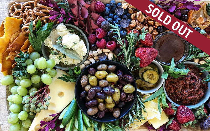 SOLD OUT – F.O.O.D HQ – Taste Local on the Lawn