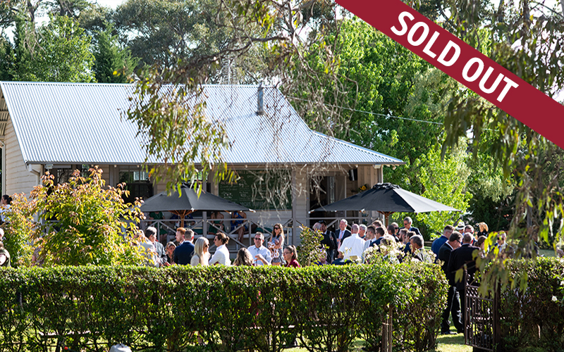 SOLD OUT – The Long Lunch Bunch
