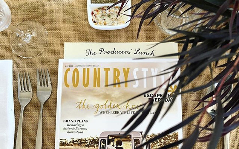 Meet the Producers Lunch