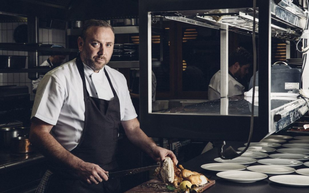 Vintage Dinner with guest Chef Joel Bickford